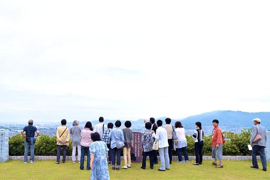 太宰府の丘展望台