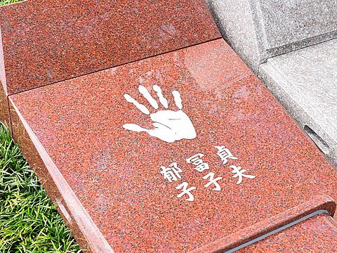 桜樹木葬 -彫刻-