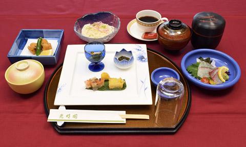 3,000円会席料理