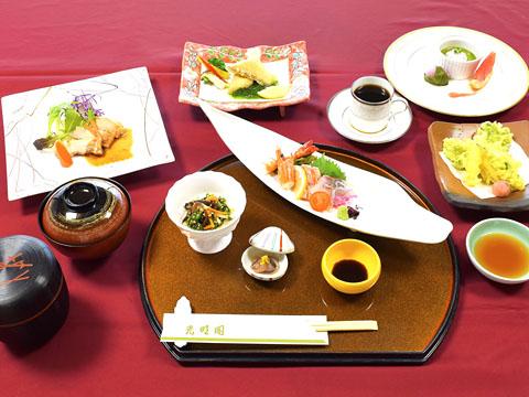 会席料理 4,000円