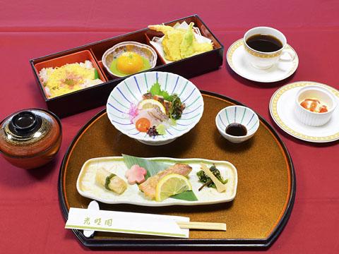 会席料理 3,000円