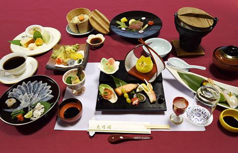 10,000円会席料理