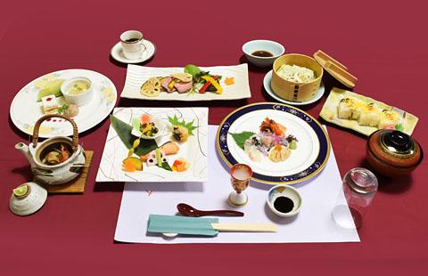 5,000円会席料理