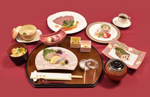 4,000円会席料理